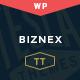 BizNex | Multi-Purpose Parallax WordPress Theme Nulled