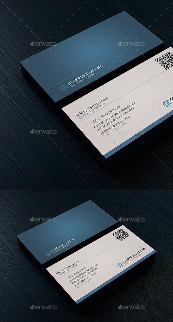 Corporate Business Card 12 - Corporate Business Cards