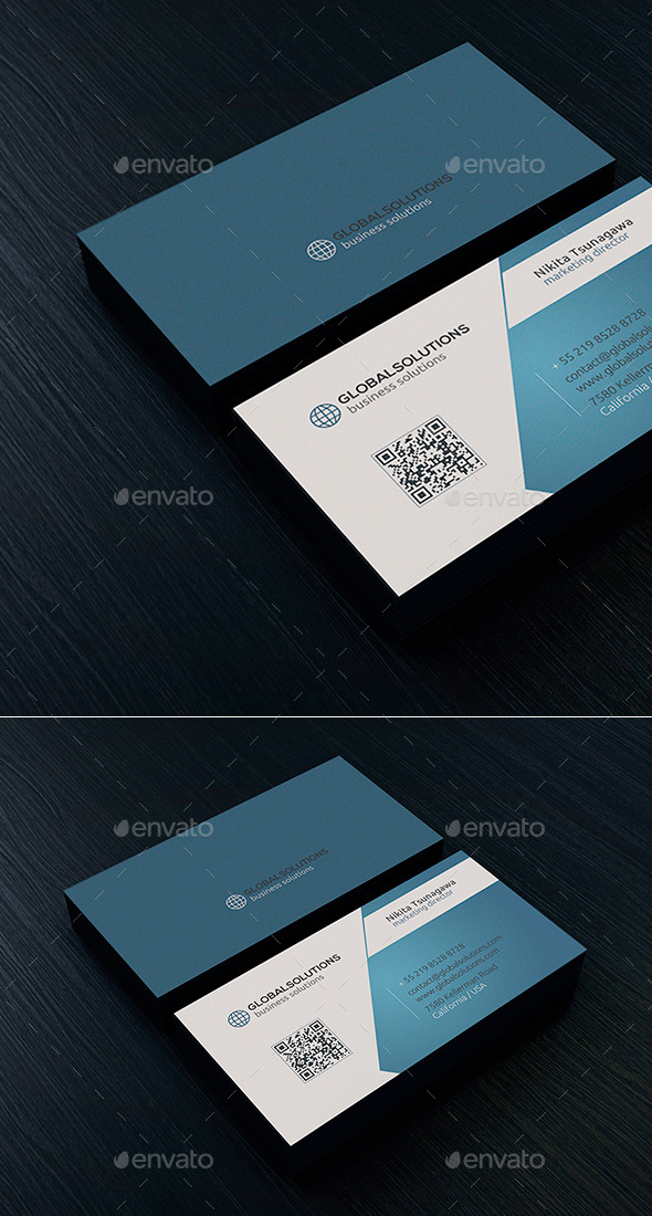 Corporate Business Card 15 - Creative Business Cards