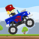Monster Truck Stunts Jump 2