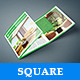 InDesign - Interior Square Tri-Fold Brochure - GraphicRiver Item for Sale