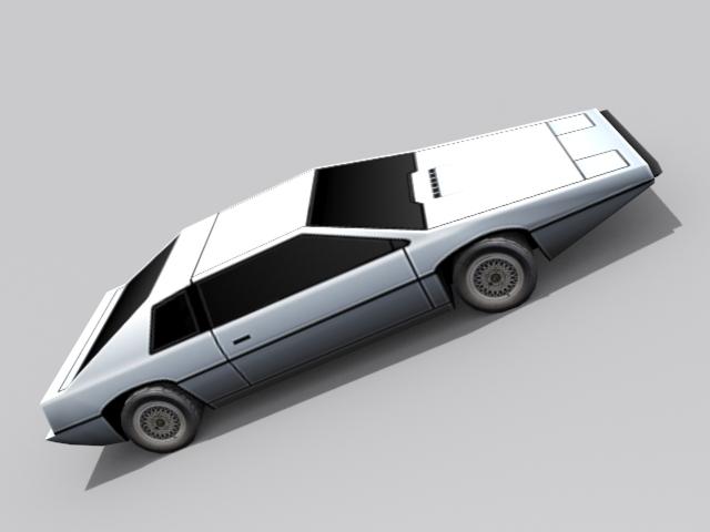 Lotus Esprit - 3DOcean Item for Sale