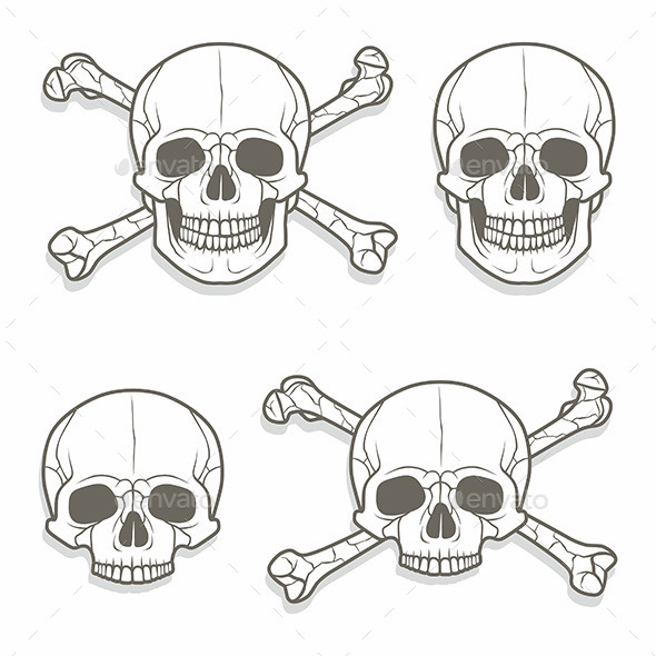 Skull Set - Miscellaneous Characters