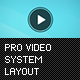 Pro Video System Layout - GraphicRiver Item for Sale