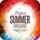 Perfect Summer Flyer - GraphicRiver Item for Sale