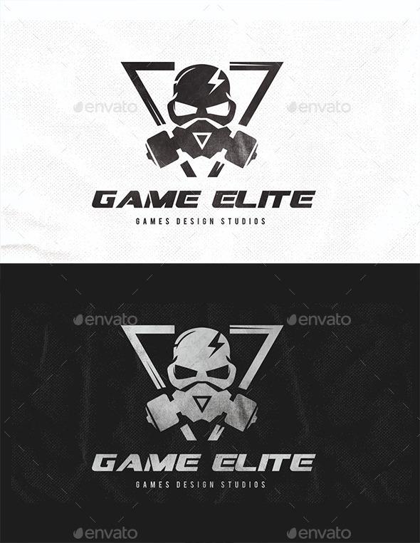 Game Elite - Humans Logo Templates