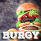 BURGY - Fast Food, Burgers, Pizzas, Salads WordPress