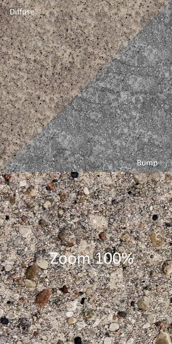 Seamless ground texture - 3DOcean Item for Sale