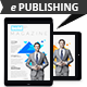 Bold Magazine ePublishing Template - GraphicRiver Item for Sale