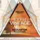 Modern Vintage Flyer Template - GraphicRiver Item for Sale