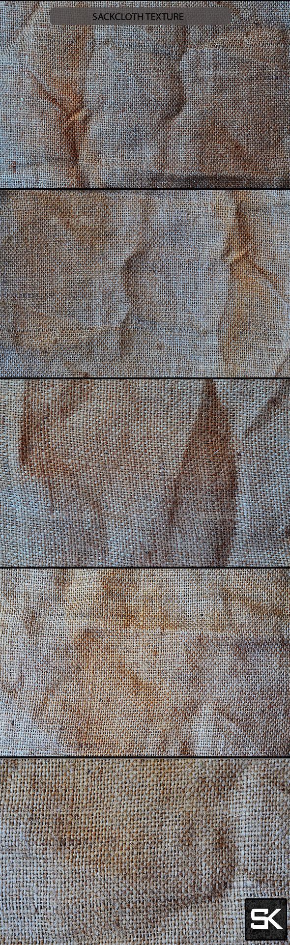 Sackcloth Texture - Fabric Textures