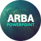 Arba - Modern Powerpoint Template - GraphicRiver Item for Sale