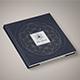 Blue Lounge Square Menu Theme - GraphicRiver Item for Sale