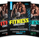 Fitness Challenge Flyer - GraphicRiver Item for Sale