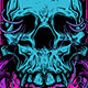 Shirt Design: Skull 2 - GraphicRiver Item for Sale