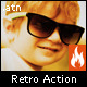 Retro Print Effect - Photoshop Action - GraphicRiver Item for Sale