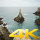 Beach Shore Rocks - VideoHive Item for Sale