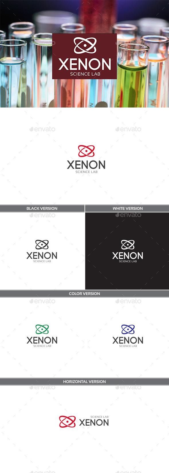 Xenon - Vector Abstract