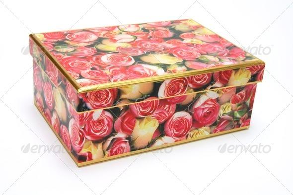 Gift Box - Stock Photo - Images
