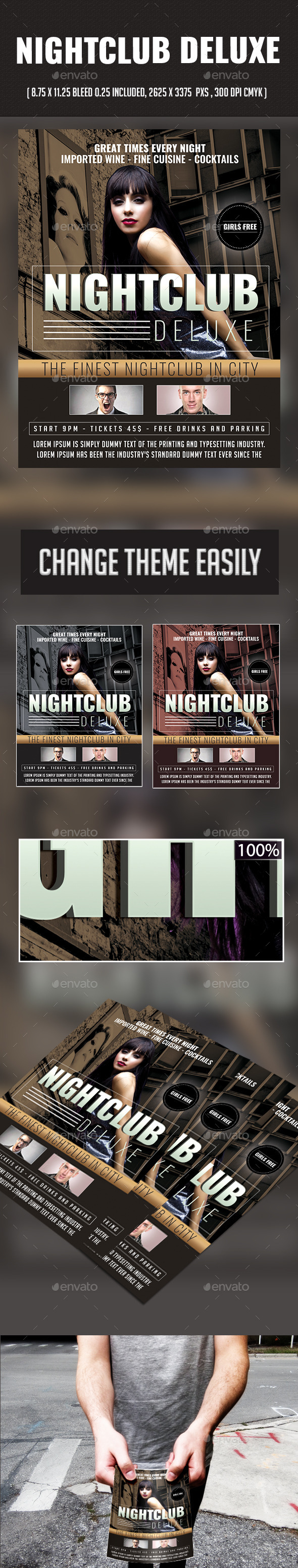 Night Club - Clubs & Parties Events