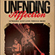 Unending Affection Church Flyer - GraphicRiver Item for Sale