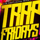 Trap Fridays Flyer Template - GraphicRiver Item for Sale