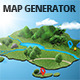 Easy Map Generator - GraphicRiver Item for Sale