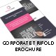 Corporate Business Trifold Brochure - GraphicRiver Item for Sale