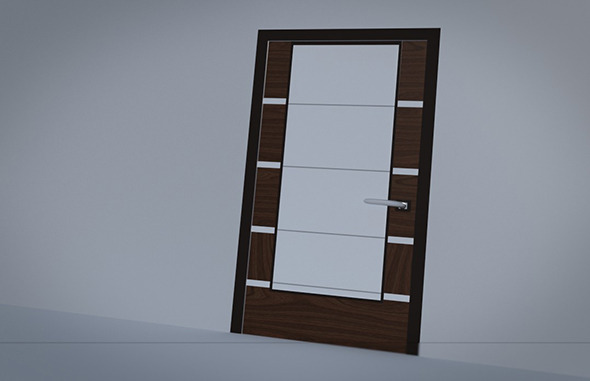Room Doors - 3DOcean Item for Sale