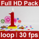 Birthday Numbers 1 to 9 Year Old - VideoHive Item for Sale