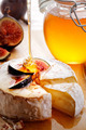 Brie Cheese with Figs and honey - PhotoDune Item for Sale