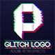 Glitch Logo - VideoHive Item for Sale