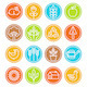 Farm and Agriculture Icons - GraphicRiver Item for Sale