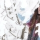 Girl In Snowy Forest - VideoHive Item for Sale