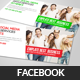 Business Corporate Facebook Cover Timeline