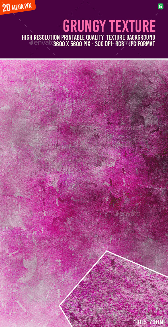 Grungy Texture 099 - Industrial / Grunge Textures