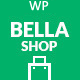 Bella - eCommerce Shop WordPress Theme Nulled