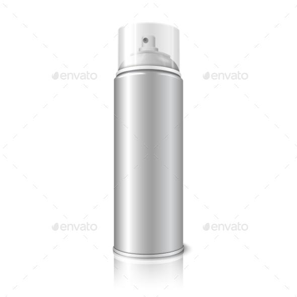 Aerosol Spray - Man-made Objects Objects