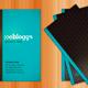 Generic Business Card - Portrait & Landscape - GraphicRiver Item for Sale