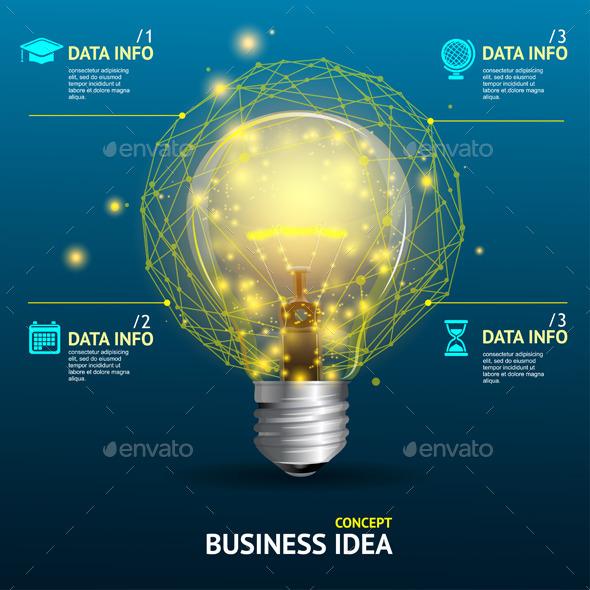Business Idea Concept - Concepts Business