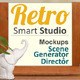 Retro Smart Studio-Scene Generator - GraphicRiver Item for Sale