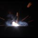 Welding Sparks From Below - VideoHive Item for Sale