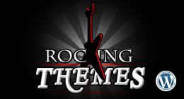 Rocking WordPress Themes