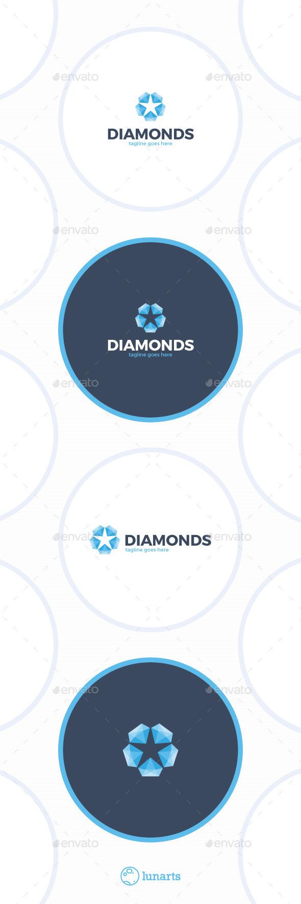 Diamond Star Logo