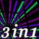 Tunnel Vj Spin (3-Pack) - VideoHive Item for Sale
