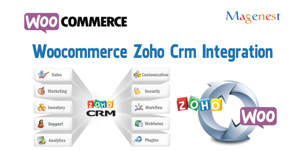 Woocommerce Zoho CRM Integration - CodeCanyon Item for Sale