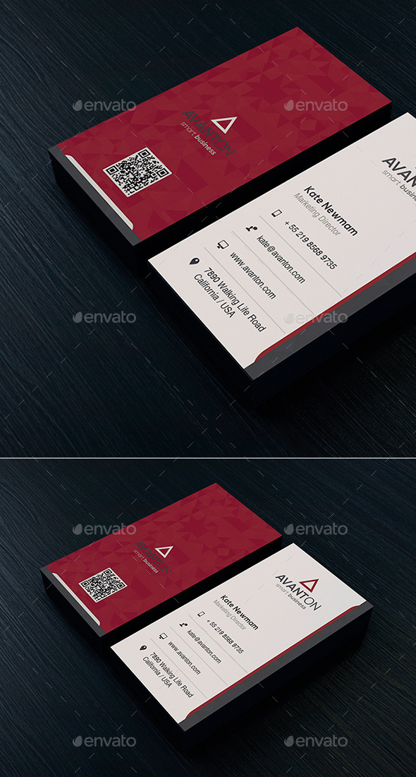 Business Card Vol. 17 - Creative Business Cards
