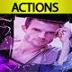 Broken Effect Photoshop Action - GraphicRiver Item for Sale