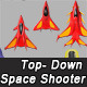 Top-Down Space Shooter Graphic Set - GraphicRiver Item for Sale