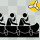 Stick Characters Boating - VideoHive Item for Sale